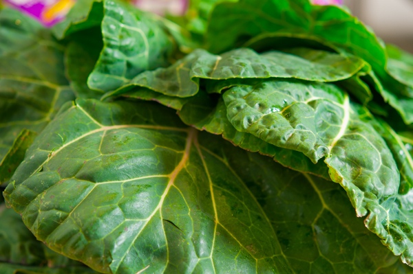 Collard Greens Raw