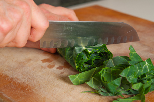 Collard Greens Slicing