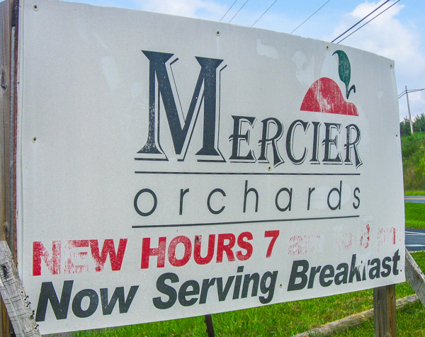 Merciers Orchard