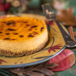 Pumpkin Cheesecake Brulees