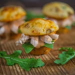 Smoked Chicken Sliders