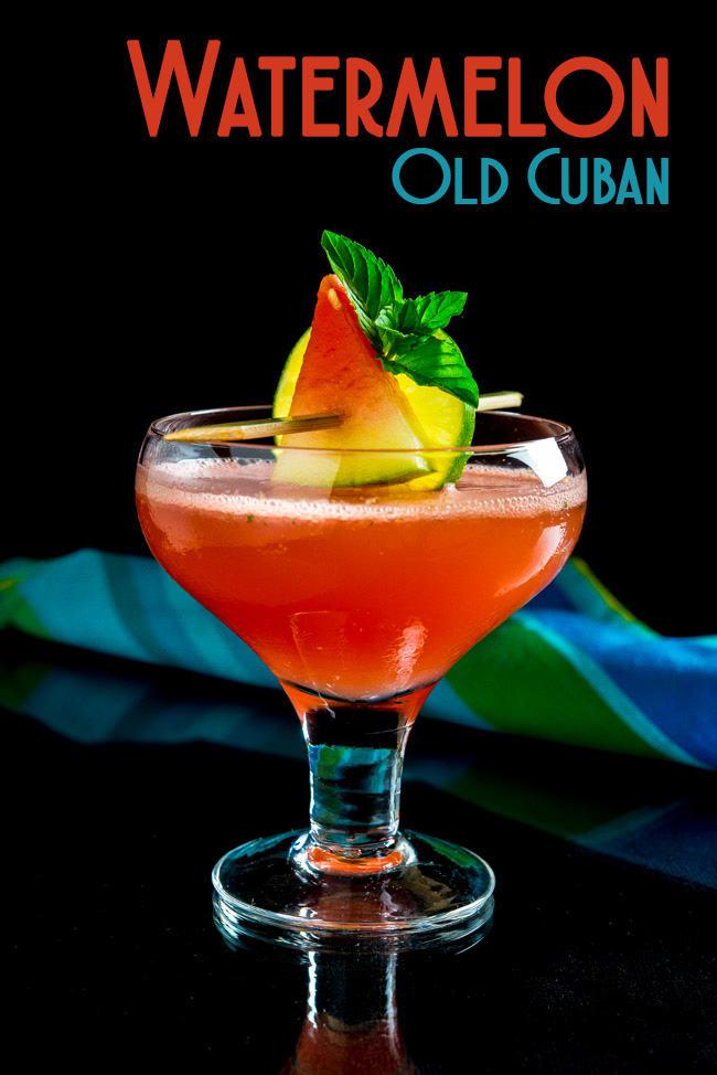 Watermelon Old Cuban