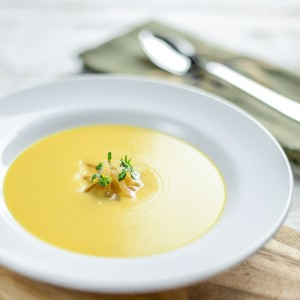 Roasted Winter Squash Soup